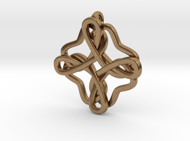 Friendship knot 3d printed