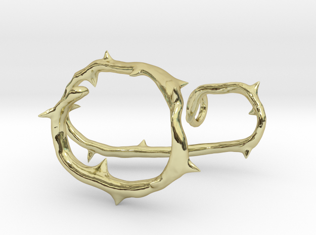 Thorned Heart thorns 3d printed