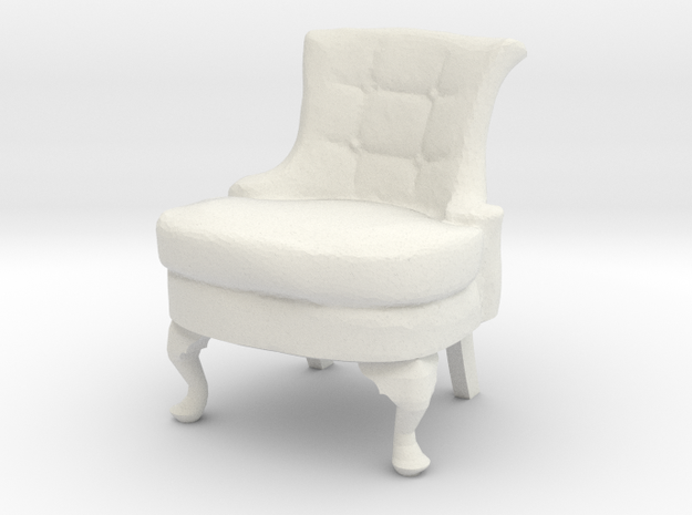 1:24 Rollback Chair 3d printed