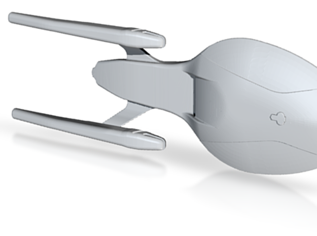 The USS Odyssey (NCC 71832) 3d printed