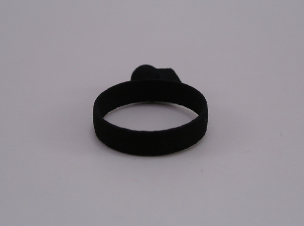 Antithesis - Ring - size54 - diam17,2mm 3d printed