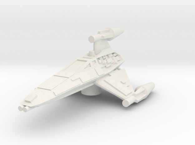 T-Wing 1/270 3d printed