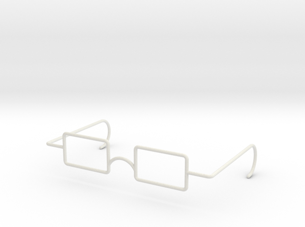 Mrs. Beasley Glasses for 21 3d printed