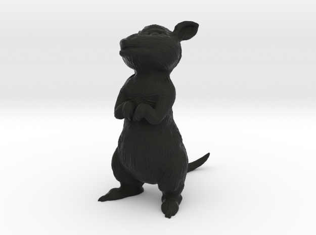 2 Inch Mouse 3d printed