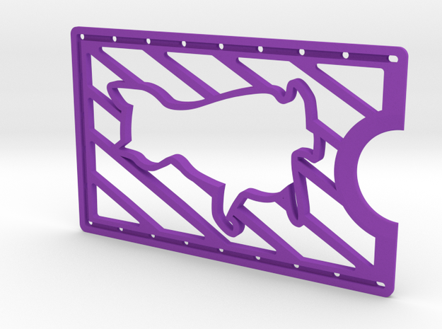 CardWallet Cat Right 3d printed