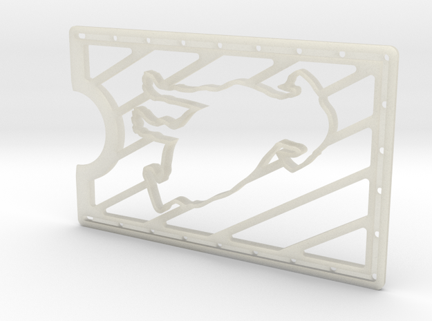 CardWallet Dog Right 3d printed