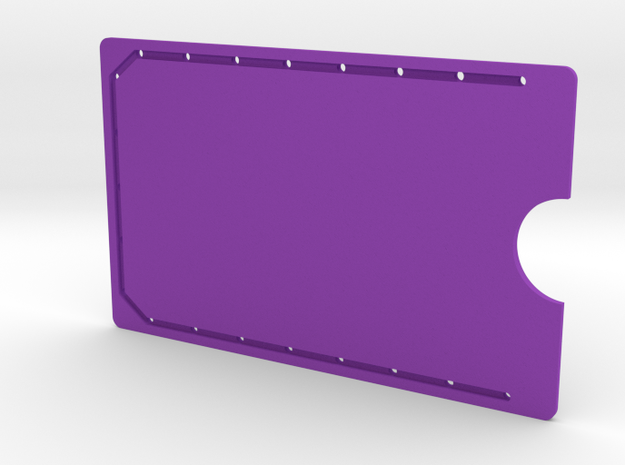 Card Wallet - eiraSYS 3d printed