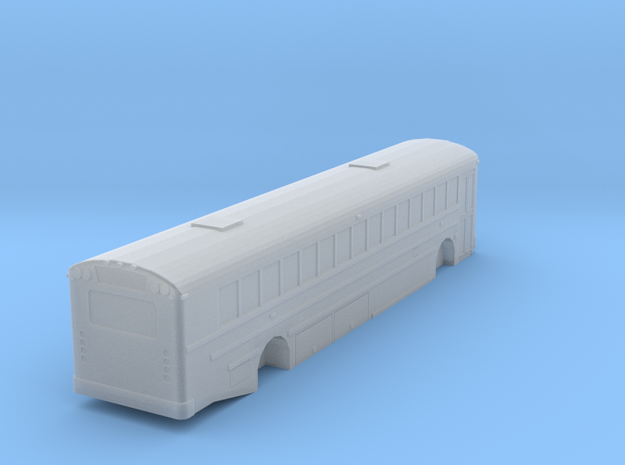 n scale school bus 2015 ic re 300 (long)