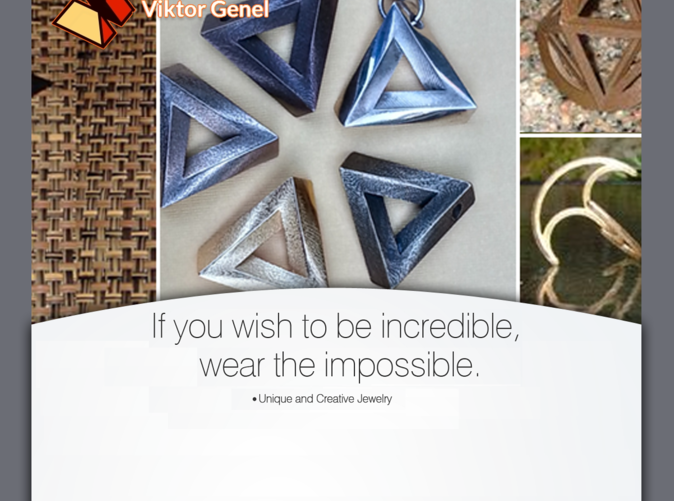 Wish to look incredible - wear the impossible!