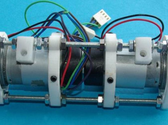 powertrain for robot