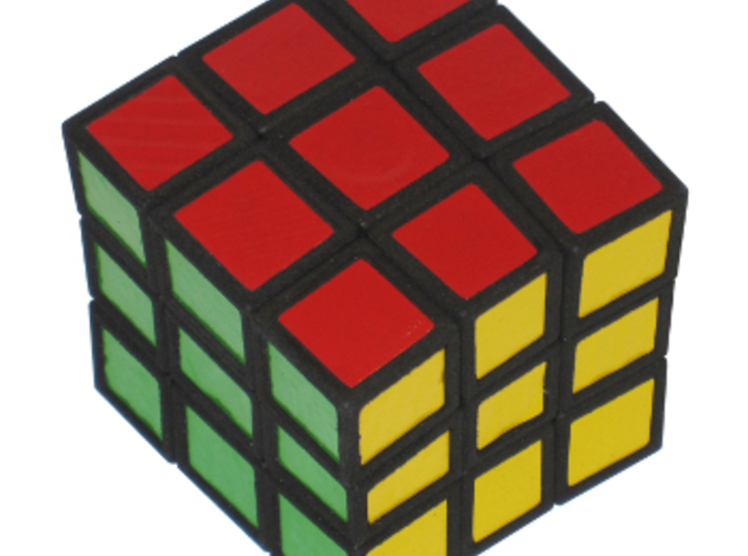 Distorted Cube