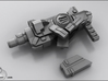 Snack-Cakes: Machine Pistols 3d printed