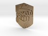 Dredd Reinhold Badge 3d printed