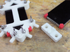 Sugru - IPhone 4+4S Mold #02 Part 2 Of 3 Top 3d printed