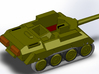 Alecto SPG Set of 4 1/285 6mm 3d printed Add a caption...