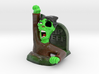 Jeff the Zombie 3d printed