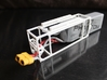 DJI Phantom - 3s Lipo Battery Cage - d3wey 3d printed 3s Lipo slides in...