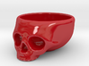The Cranium Mug 3d printed Alas, racing stripes are not an option.