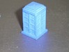 TT Type 40 Mark 1 TARDIS 1/87 Scale 3d printed Photo by Starvihawk as it arrived