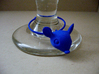Mouse Wine Glass Charm 3d printed Mouse wine glass charm