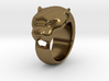 Panther ring size 9 3d printed