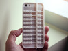Abacus iPhone 5 / 5s Case 3d printed