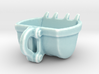 Bulldozer Mug - medium 120ml 3d printed