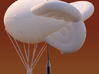 1/144 Avorio-Prassone Kite Balloon 3d printed