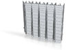 Coal Delivery Chute Narrow - Set of 10 - Nscale 3d printed