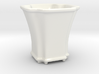 Scalloped Bonsai-Style Shot Glass 3d printed