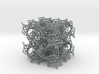 Gyroid Mesh, 8 cell 3d printed