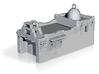 Z Scale Adobe Mission 3d printed