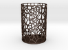 Pen Holder Voronoi 3d printed