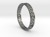Celtic Ring MKII 3d printed