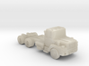 Mack Semi Truck - Z scale 3d printed