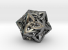 Celtic D20 3d printed