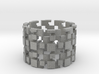 Borg Cube Ring Size 12 3d printed