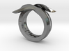 TAILS ring US size 8 (18.2 mm) 3d printed