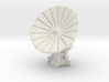 Com Dish 28mm Scale 3d printed
