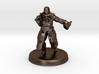 Hakeem (Human battle cleric) 3d printed