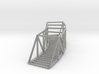 Curved Bridge - 220mm - Zscale 3d printed