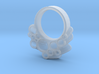 Cumulus Cloud Ring 3d printed