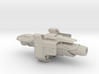 Industrial Space ship 3d printed
