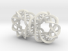 Double Spiralling Infinity 3d printed