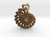 Twistlink from the Ammonite Range by unellenu 3d printed