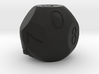 D10 3-fold Pointed Dice 3d printed