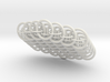 Dragon Scale Chain Maille 3d printed