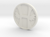 Heaven Coin - Single 3d printed