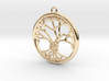 Tree Of Life 30mm Diameter 3d printed