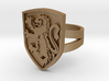 Gryffindor Ring Size 4 3d printed